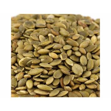 Yankee Traders Pepita/Pumpkin Seeds, Roasted and Salted, 2 Pound