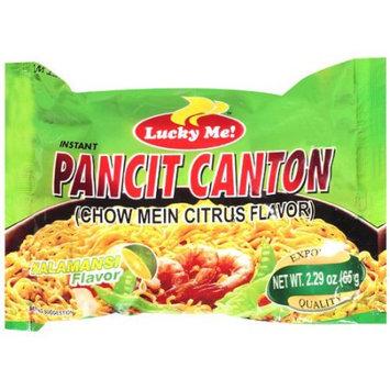 LUCKY ME PANCIT CANTON Chow Mein Kalamansi Flavor 60g