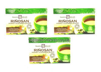 Nuestra Salud Rinosan Te - Kidney Cleanser Herbal blend Filter Herbal Tea Value Pack (60 tea bags)