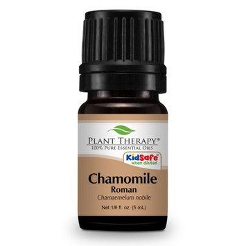 Plant Therapy Essential Oils Chamomile Roman Essential Oil 5 ml (1/6 oz) 100% Pure, Undiluted, Therapeutic Grade.