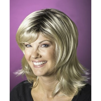 Blonde Du Wig - High Quality Kanekalon Synthetic Wigs for Women, Like Human Hair, Short Style, Hair Loss Replacement by DuWigs