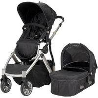 Baby Trend MUV REIS Stroller - Arctic Silver