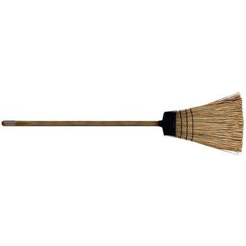 PFERD 89376 Maintenance Upright Broom with 3 Sews, Selected Corn Bristles, 56