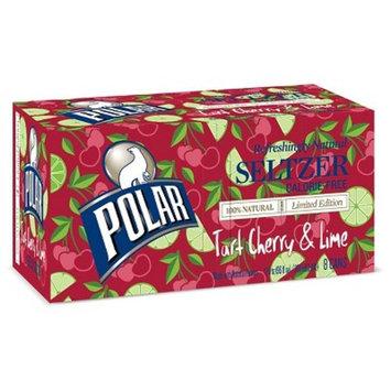 Polar Seltzer Tart & Cherry Lime