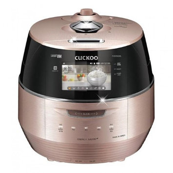 Cuckoo CRP-FHSR0608L 120 V LCD Display Electric Pressure Rice Cooker 6 Cups