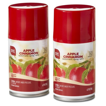 Smart Sense 2-Pack Apple Cinnamon Automatic Spray Refill Cans
