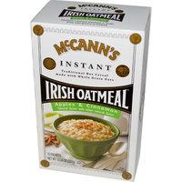 McCann's Irish Oatmeal, Instant Oatmeal, Apples & Cinnamon, 10 Packets, 35 g Each(pack of 4)