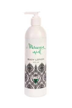Moroccan Mint Body Lotion V'TAE Parfum and Body Care 12 oz Liquid