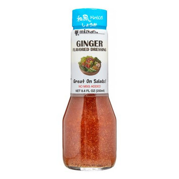 Mizkan™ Ginger Flavored Dressing 8.4 fl. oz. Bottle