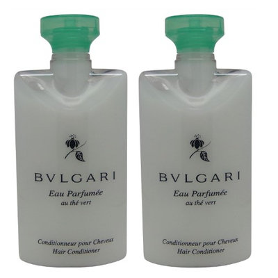 Bvlgari au the vert Green Tea Conditioner lot of 2.5oz Total of 5oz (Pack of 2)