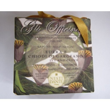 Nesti Dante_ Gli Officinali Ivy And Clove Soap 200g by Nesti Dante_