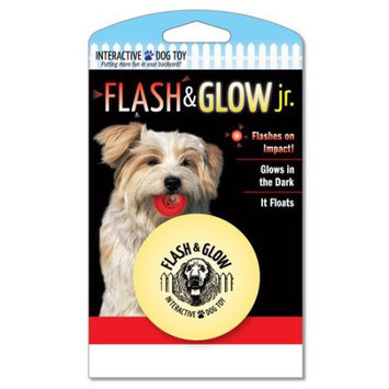 American Dog Toys 1960 Flash and Glow Ball Jr.