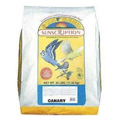 Sunseed Sun canary economix 25 lbs 1 bag-83040