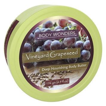 Body Wonders Exotic Mango Body Butter 6.9 oz