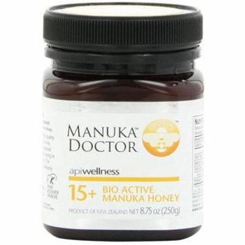 Manuka Doctor Honey Bio Active 15+,8.75Oz (Pack Of 3)