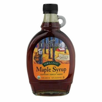 Coombs Family Farms Syrup Maple Grda Org,12Oz (Pack Of 12)