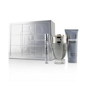 Invictus Coffret: Eau De Toilette Spray 100ml/3.4oz + All Over Shampoo 100ml/3.4oz + Eau De Toilette Spray 10ml/0.34oz 3pcs