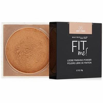 Fit Me Loose Finishing Powder 035 Deep - Pack of 2