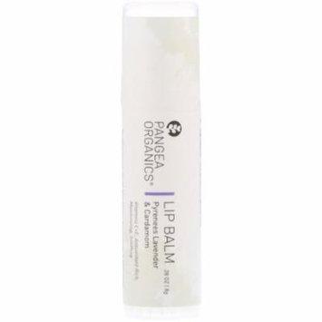 Pangea Organics Lip Balm Pyrenees Lavender Cardamom 28 oz 8 g