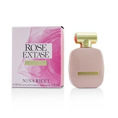 Rose Extase Eau De Toilette Sensuelle Spray 1oz