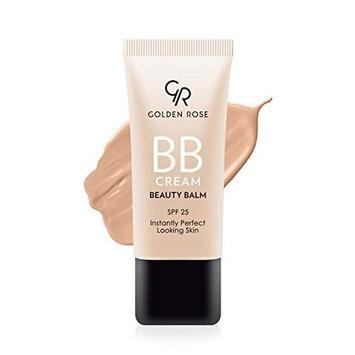 Golden Rose BB Cream , SPF 25, 04-Medium by Golden Rose