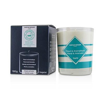 Functional Scented Candle - Neutralize Bathroom Smells (Floral and Aromatic) 6.3oz