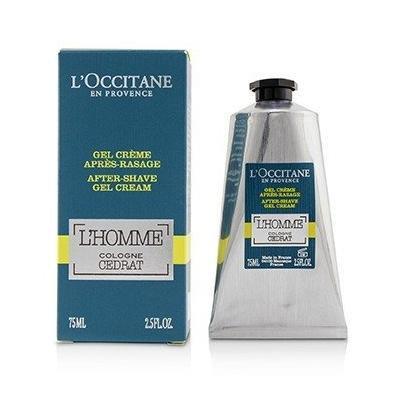 L'Homme Cologne Cedrat After Shave Gel Cream 2.5oz