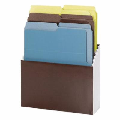 Smead Organized Up® Vertical Stadium® File with Heavyweight Vertical Folders