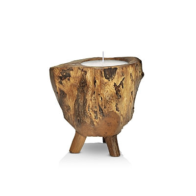 Volcanica Candles Tree Trunk Candle