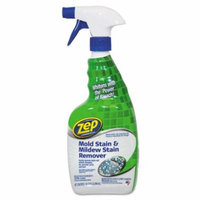 ZEP ZUMILDEW32 Mold Stain and Mildew Stain Remover 32 Ounce
