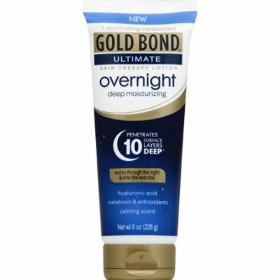 Gold Bond Ultimate Overnight Deep Moisturizing Lotion, 8oz