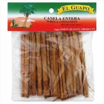 El Guapo Cinnamon Stick 5In,2Oz (Pack Of 24)