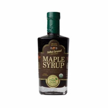 The Maple Guild Syrup Maple Sltd Caramel,375Ml (Pack Of 6)