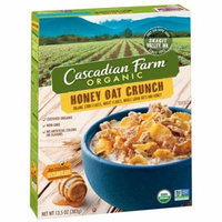 Cascadian Farm Cereal Hny Oat Crunch,13.5Oz (Pack Of 10)