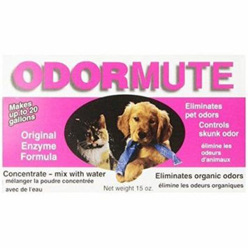 Ryter Corporation DRC102 Odormute Dog and Cat Odor Eliminator, 15-Ounce , New, F