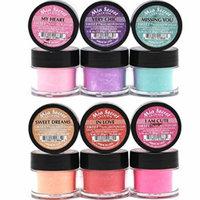 LWS LA Wholesale Store Mia Secret Nail Art Acrylic Collection Powder 6 Colors Set - CHOOSE YOUR SET (Sweet)