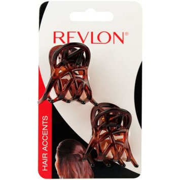 Revlon Small Tort Claw Hair Clips