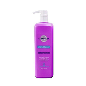 Keracolor Clenditioner Conditioning Cleanser, 33.8 oz.