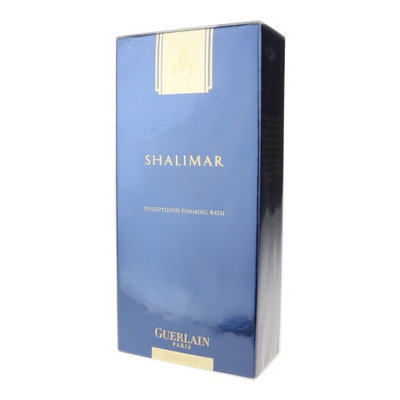 GUERLAIN Shalimar Voluptuous Foaming Bath 200ml