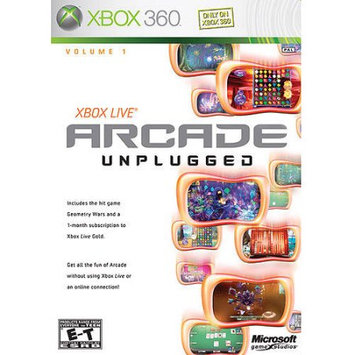 Oberon Games, Inc Xbox Live Arcade Unplugged(Xbox 360) - Pre-Owned