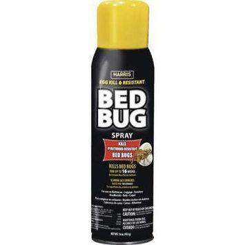 Egg Kill & Resistant Bed Bug Spray 16 oz aerosol