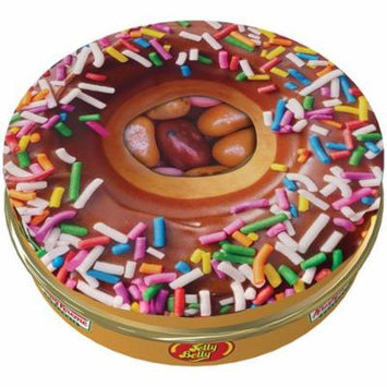 (Set/24) Jelly Belly Krispy Kreme w/ Donut Shaped Tin - 1oz Jelly Beans Each