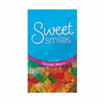 Sweet Smiles Gummi Bears Gummy Candy 7 oz Bag