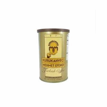 Mehmet Efendi Turkish ground Coffee 8.8 oz / 250 Gr Can