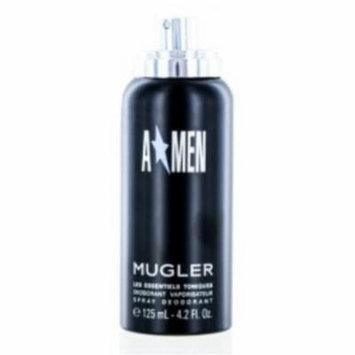 3 Pack - Thierry Mugler Angel Men Deodorant Spray Can 4.2 oz