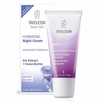 Weleda Hydrating Night Cream, 1-Fluid Ounce