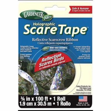 Gardeneer By Dalen Holographic Scare Tape Reflective Scarecrow Ribbon 3/4