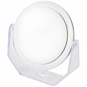 hair art power magnifying mirror two sided 10x