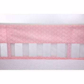 Carter's Heart of Gold Secure Me Crib Liner