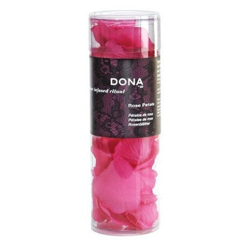 Dona by jo rose petals 0.35 oz - pink (Package Of 6) Half Case